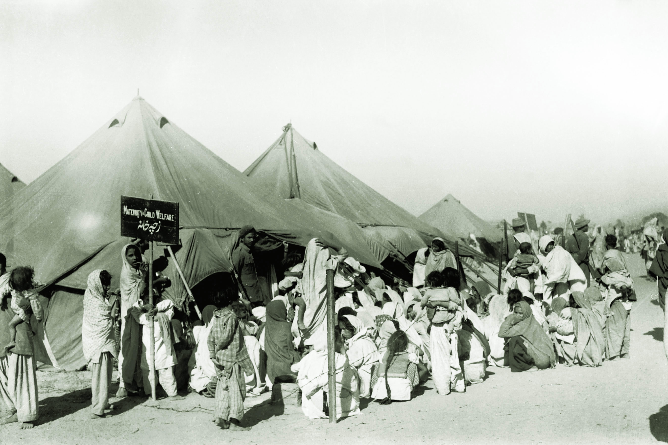 Refuge Camp