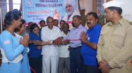 632 UNITS OF BLOOD DONATED IN MUMBAI