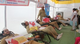 438 UNITS OF BLOOD DONATED IN NAGPUR