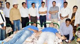 513 NIRANKARI DEVOTEES DONATE BLOOD IN JABALPUR