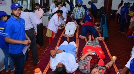 BLOOD DONATION CAMP HELD IN PHAGWARA IN PUNJAB