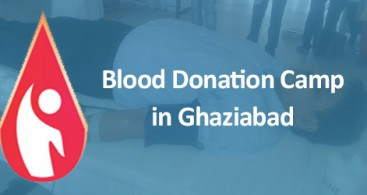 101 Devotees Donate Blood in Ghaziabad