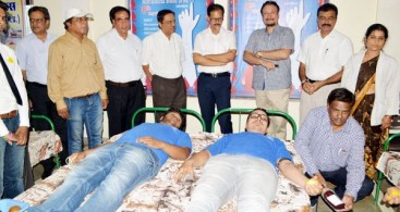 513 NIRANKARI DEVOTEES DONATE BLOOD IN JABALPUR