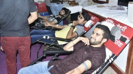 576 UNITS OF BLOOD DONATED IN AMRAVATI