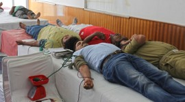 202 NIRANKARI DEVOTEES DONATE BLOOD IN DWARKA, NEW DELHI