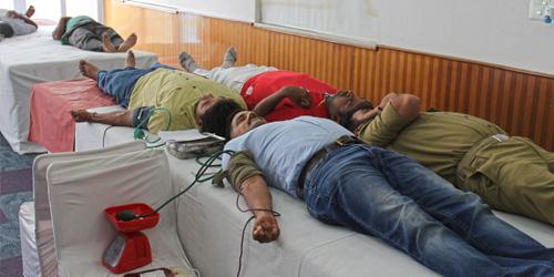 202 NIRANKARI DEVOTEES DONATE BLOOD IN DWARKA, NEW DELHI