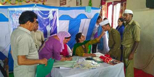 110 UNITS OF BLOOD DONATED IN AKHNOOR IN J&K