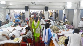 280 Units of Blood Donated in Shahabad Markanda in Haryana