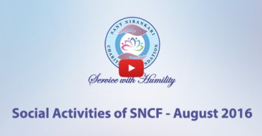 Social Activities of SNCF - August 2016