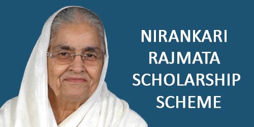 Nirankari Rajmata Scholarship Scheme (2018-19) - Sant